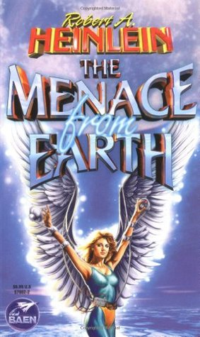 the menace from earth cover