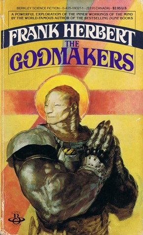 the godmakers cover